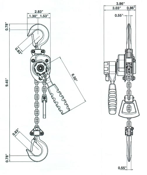 coffing hoist motor wiring diagrams